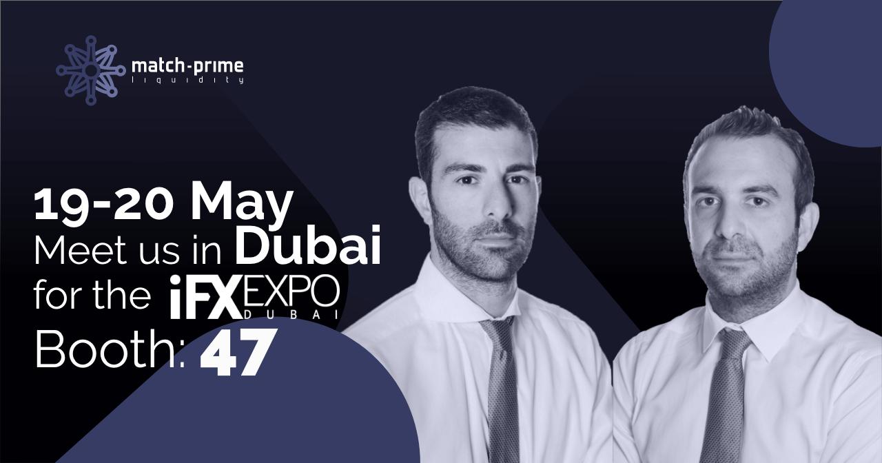 Match-Prime Liquidity exhibits at iFX Expo Dubai 2021